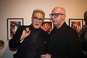 PETER YORK, NEIL TENNANT, Them, Redfern Gallery PV. Cork St. London. 22 January 2020