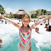 Pool Foam Party: Tulum, Mexico