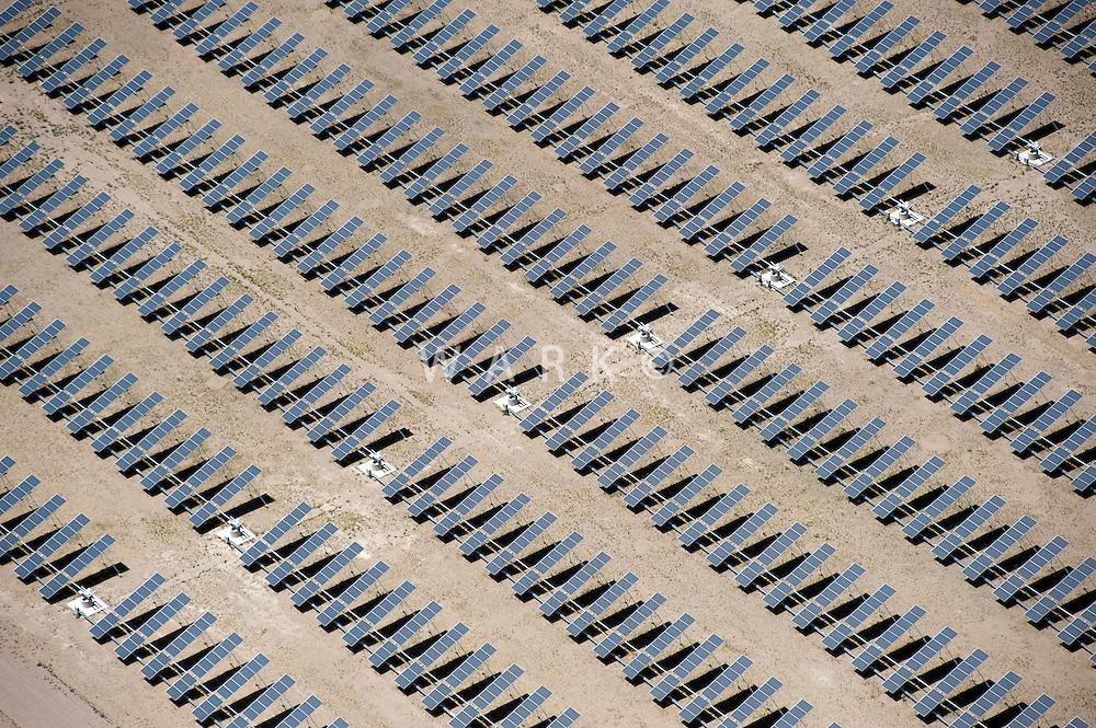 Solar Panel. San Luis Valley, Colorado.  2012