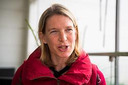 Portrait of Barbara Mulej, on April 9, 2018 in Kranj, Kranj, Slovenia. Photo by Ziga Zupan / Sportida