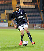Phil Roberts - Dundee v Raith Rovers, Scottish League Cup at Dens Park<br /> <br />  - &copy; David Young - www.davidyoungphoto.co.uk - email: davidyoungphoto@gmail.com