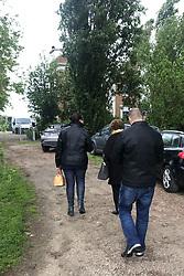 AMICI E PARENTI IN VISITA NELL&rsquo;ABITAZIONE<br /> INCIDENTE MORTALE MARCO BARBONI SCONTRO FRONTALE TRA AUTO SULLA SP15 A LAGOSANTO