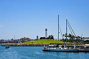 Rainbow Lighthouse at Shoreline Aquatic Park