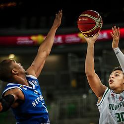 20181107: SLO, Basketball - FIBA Champions League 2018/19, KK Petrol Olimpija vs Neptunas Klaipeda