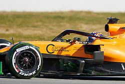February 18, 2019 - Montmelo, BARCELONA, Spain - Carlos Sainz (McLaren F1 Team) during the winter test days at the Circuit de Catalunya in Montmelo (Catalonia), February 18, 2019. (Credit Image: © AFP7 via ZUMA Wire)