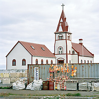Raufarhöfn, Iceland.