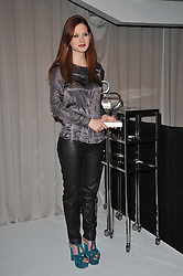 BONNIE WRIGHT at the 2nd Rodial Beautiful Awards in aid of the Hoping Foundation held at The Sanderson Hotel, 50 Berners Street, London on 1st February 2011.
