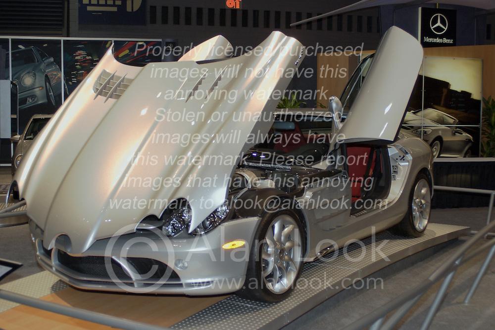 2005 CATA (Chicago Auto Show), Mercedes Concept Vehicle