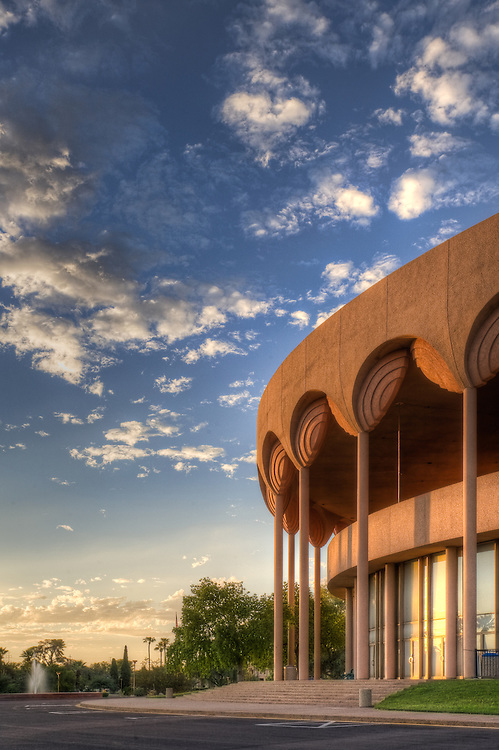 Gammage Auditorium, Arizona State University, Tempe, Arizona