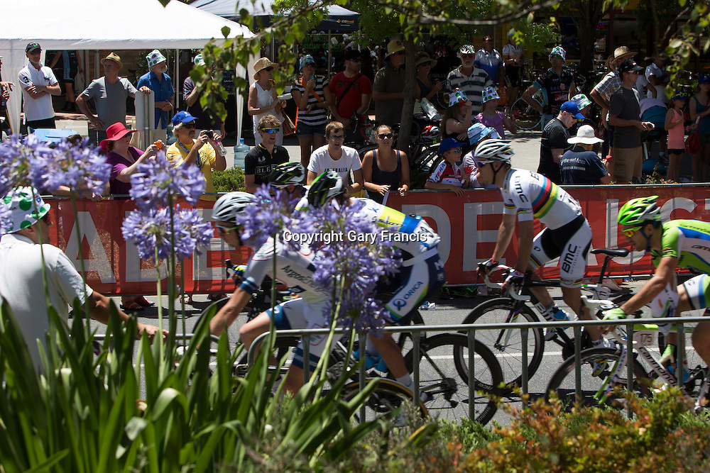 Tour Down Under, Stage 3 Unley to Stirling, Australia on the 24 of January 2013 ( Credit Image: © Gary Francis / ZUMA WIRE SERVICE )