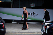 ELIZABETH MURDOCH, Ark- Absolute Return for Kids. Fundraiser at Waterloo Euroster terminal. London. 13 May 2010. -DO NOT ARCHIVE-© Copyright Photograph by Dafydd Jones. 248 Clapham Rd. London SW9 0PZ. Tel 0207 820 0771. www.dafjones.com.