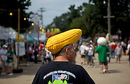2010 Sweet Corn Festival in Sun Prairie, Wisconsin.