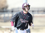March 9, 2014: The University of Arkansas-Fort Smith Lions play against the Oklahoma Christian University Eagles at Putnam City High School in Oklahoma City.