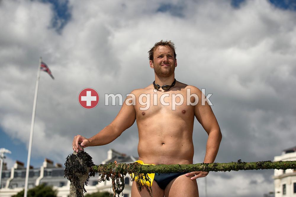 2013 Gino Deflorian Channel Swimming Swimming Sports Magicpbk