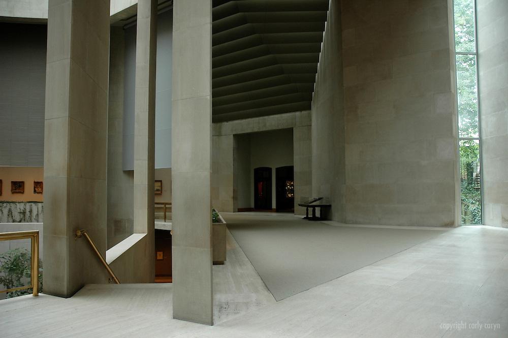 Gallery space, The Met