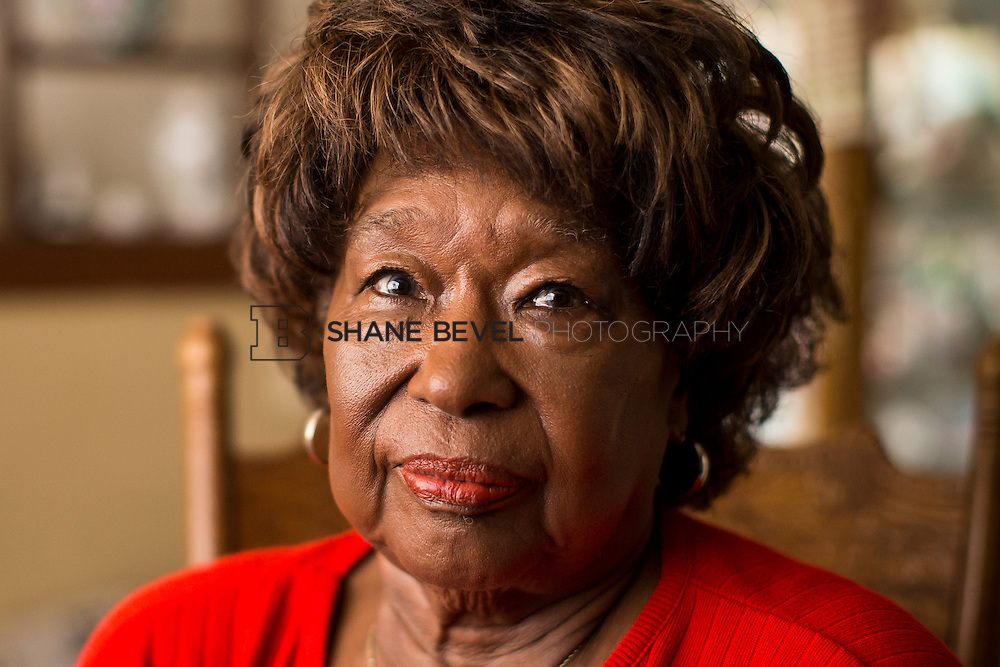 4/9/15 12:02:45 PM -- Oklahoma City, OK, U.S.A  -- Jannie Coverdale lost two grandsons in the 1995 bombing in Oklahoma City and has since become an advocate for victim's access to trials. A look at Oklahoma City, twenty years after the bombing of the Alfred P. Murrah Federal Building in 1995. --    Photo by Shane Bevel, Freelance