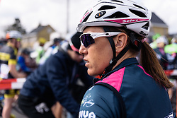 Silvia Valsecchi (BePink)- Grand Prix de Dottignies 2016. A 117km road race starting and finishing in Dottignies, Belgium on April 4th 2016.