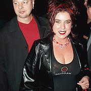 Playboy Feest 2000, Mona Rooth - van leeuwen en haar man