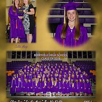 2016 Berryville High School Graduation