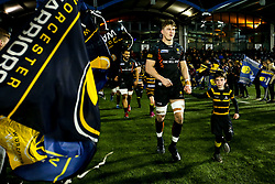 Ted Hill of Worcester Warriors - Mandatory by-line: Robbie Stephenson/JMP - 17/01/2020 - RUGBY - Sixways Stadium - Worcester, England - Worcester Warriors v Castres Olympique - European Rugby Challenge Cup