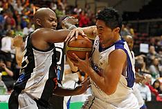 Wellington-Basketball, NBL, Hawks v Saints, semi final