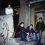 SOBA 403 band, Sarajevo.