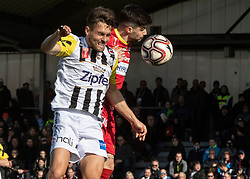 16.02.2019, TGW Arena, Pasching, AUT, OeFB Uniqa Cup, LASK vs SKN St. Pölten, Viertelfinale, im Bild James Holland (LASK) // during the quaterfinal match of the ÖFB Uniqa Cup between LASK and SKN St. Pölten at the TGW Arena in Pasching, Austria on 2019/02/16. EXPA Pictures © 2019, PhotoCredit: EXPA/ Reinhard Eisenbauer