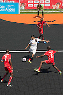 Homeless World Cup-Chile 2014