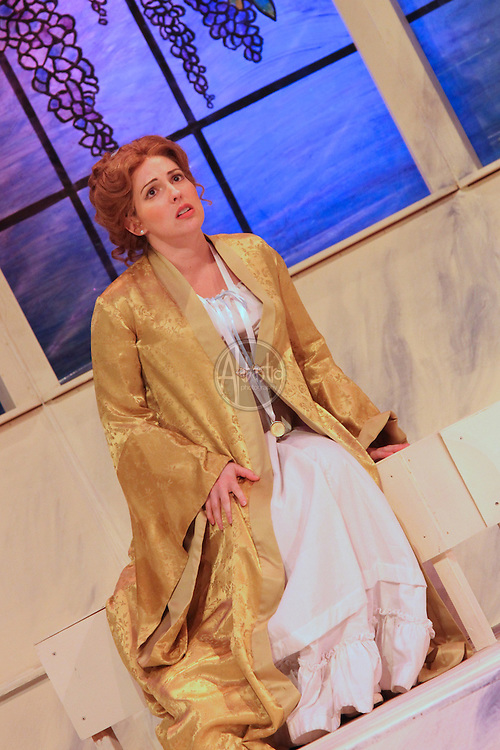 Tacoma Opera production of Cosi fan tutte at the Rialto Theater, October 2012.