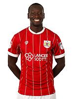 Famara Diedhiou of Bristol City  - Mandatory by-line: Matt McNulty/JMP - 01/08/2017 - FOOTBALL - Ashton Gate - Bristol, England - Bristol City Headshots