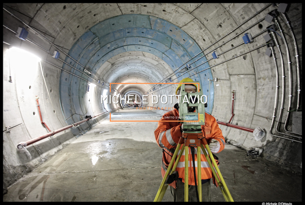 Cantieri metropolitana automatica di Torino, avanzamento dei lavori  Stazione Lingotto