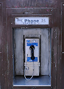 © licensed to London News Pictures. New York, USA  30/05/11.  Tapped Telephone. Photo credit should read Stephen Simpson/LNP