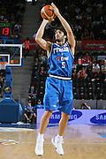 DESCRIZIONE : Madrid Spagna Spain Eurobasket Men 2007 Qualifying Round Germania Italia Germany Italy GIOCATORE : Gianluca Basile<br /> SQUADRA : Nazioanle Italia Uomini Italy <br /> EVENTO : Eurobasket Men 2007 Campionati Europei Uomini 2007 <br /> GARA : Germania Italia Germany Italy <br /> DATA : 12/09/2007 <br /> CATEGORIA : Tiro <br /> SPORT : Pallacanestro <br /> AUTORE : Ciamillo&amp;Castoria/JF.Molliere <br /> Galleria : Eurobasket Men 2007 <br /> Fotonotizia : Madrid Spagna Spain Eurobasket Men 2007 Qualifying Round Germania Italia Germany Italy Predefinita :