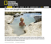 David Zentz in National Geographic online, Netherlands. May 16, 2014