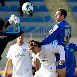20091122: Footbal-Soccer - Slovenian 1st League - NK Domzale vs NK Celje