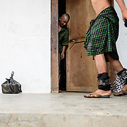 Laiza, stato Kachin.  Laiza Rehab Center.