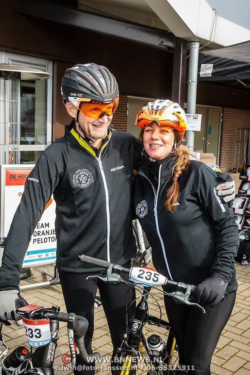 NLD/Biddinghuizen/20160306 - Hollandse 100 Lymphe & Co 2016, Pr. Bernhard en partner Pr. Annet Sekreve