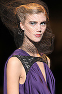 Badgley Mischka Fall 2011 Runway