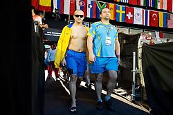 MASHCHENKO Oleksandr UKR at 2015 IPC Swimming World Championships -  Men's 100m Butterfly S11