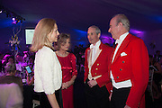 VICTORIA WESTROPP; CLAIRE KASKET; ALAN KASKET; HARRY WESTROPP, Quorn Hunt Ball, Stanford Hall. Standford on Soar. 25 January 2014