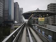 Japan, Tokyo Rapid Transport system