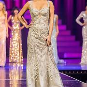 NLD/Hilversum/20160926 - Finale Miss Nederland 2016, Denise Zwier