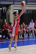 DESCRIZIONE : Latina Basket Campionato Italiano Femminile serie B 2011-2012<br /> GIOCATORE : Sofia Marangoni<br /> SQUADRA : College Italia<br /> EVENTO : College Italia 2011-2012<br /> GARA : Cestistica Latina College Italia <br /> DATA : 09/12/2011<br /> CATEGORIA : three points<br /> SPORT : Pallacanestro <br /> AUTORE : Agenzia Ciamillo-Castoria/GiulioCiamillo<br /> Galleria : Fip Nazionali 2011<br /> Fotonotizia :  Latina Basket Campionato<br /> Italiano Femminile serie B 2011-2012<br /> Predefinita :