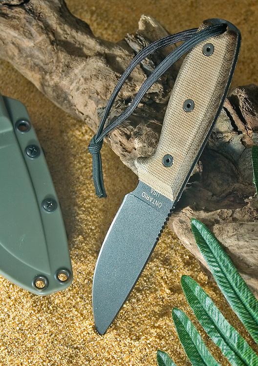 Ontario Knife RAT 3