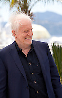 Actor Andre Dussollier at the The Little Prince – Le Petit Prince film photo call at the 68th Cannes Film Festival Friday 22nd May 2015, Cannes, France.