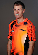 Perth Scorchers CLT20 2013