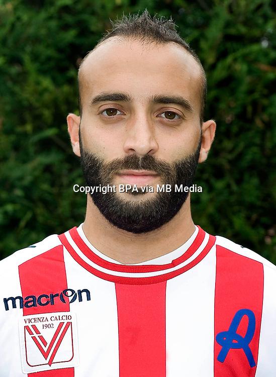 Italian League Serie B -2014-2015 / <br /> Stefano Giacomelli - <br /> ( Vicenza Calcio )
