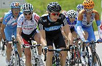 Sykkel<br /> Foto: PhotoNews/Digitalsport<br /> NORWAY ONLY<br /> <br /> Sallanches 13/06/2010<br /> CRITERIUM DU DAUPHINE LIBERE 2010 62e EDITION<br /> ETAPE STAGE RIT 7<br /> <br /> EDVALD BOASSON HAGEN - MARIO AERTS