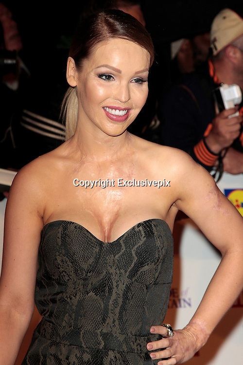 Pride of Britain Awards 2014 Red Carpet Arrivals at The Grosvenor House Hotel, London<br /> <br /> Photo Shows: Katie Piper<br /> ©Exclusivepix