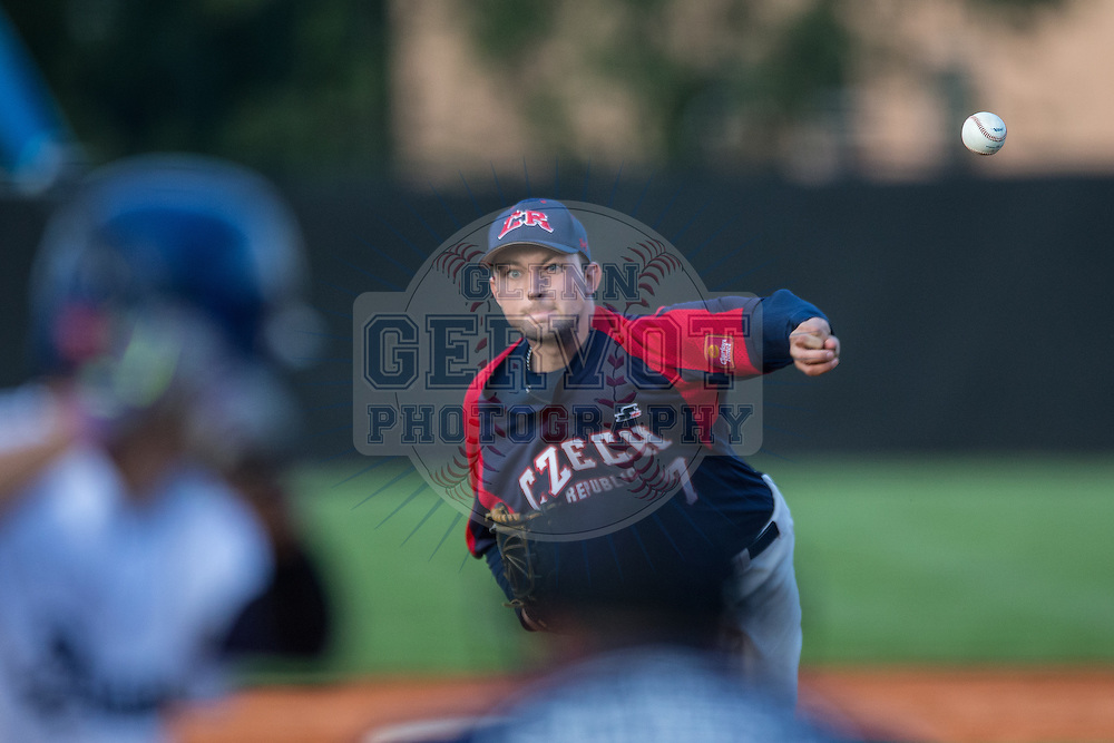 2nd round of European Baseball Championship 2014 Edition that will see the best 6th European Nations compete for the European Title.<br /> Czech Republic won 14-3 against France in 7 innings.